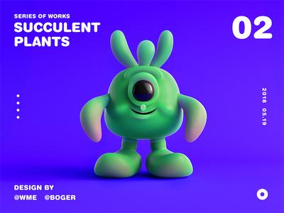 Succulent plants 2