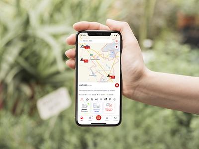 Neftmagistral app webdevelopment mobileapplication ux ui mobile ios android interface design application