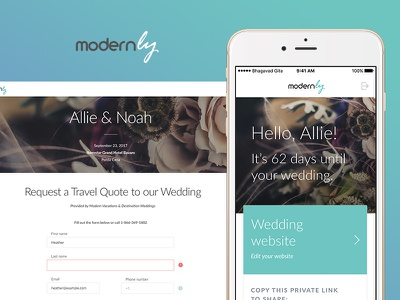Modernly mobileapplication mobileapp interface webdevelopment development design application