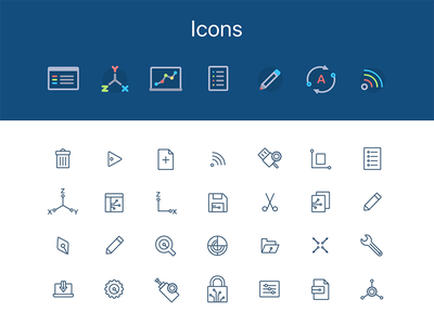 Icons design development company web development webdevelopment mobileapplication mobileapp mobile app development ios ui interaction android mobile design interface application