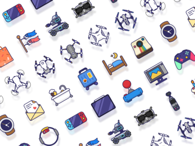 Color Icons by Figma