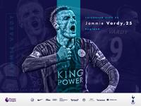 Vardy - Poster Design