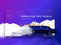 Car Launch Concept