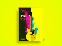 Poster - Music Festival