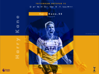 Poster Design - Tottenham Hotspur