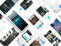 Travel App Design Project