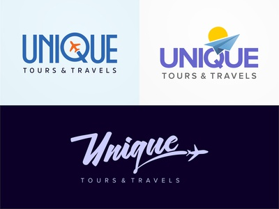 Concepts for a Travel Company