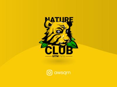 Nature Club UiTM Perlis Logo