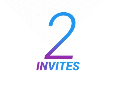 2 Invites Available.