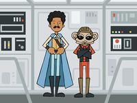 EP6 : Lando & Nien Nunb