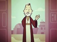 Ben Kenobi on Tatooine