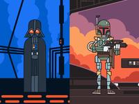 EP5 : Darth Vader & Boba Fett