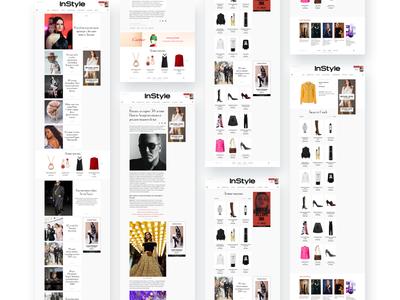 Instyle - online magazine