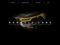 Homepage - Renault