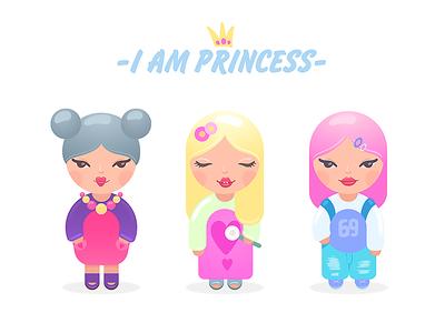 Star princesses