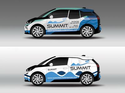 Car wrap concept