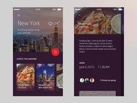 City App Concept