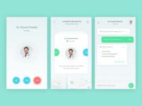 Contact Doctor App