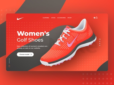 Nike redesign concept