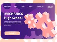 Mechanics High School