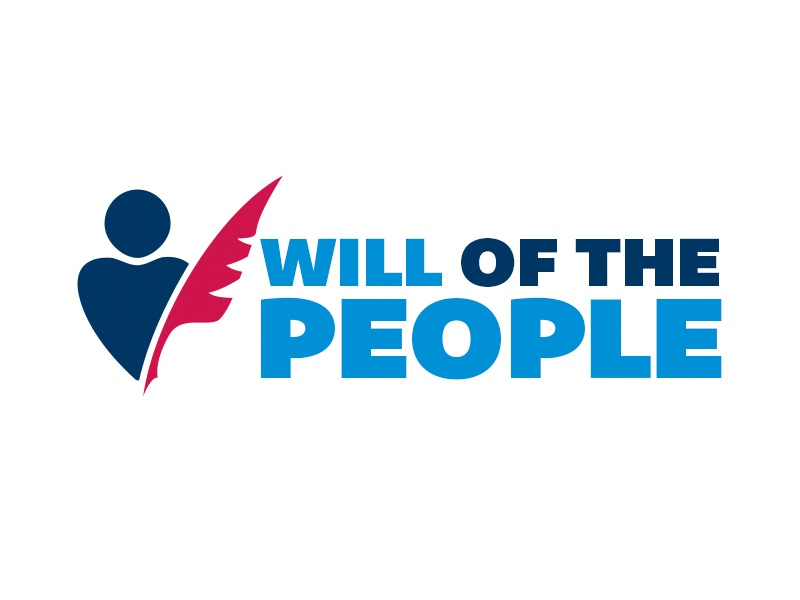 Will of the People Logo Design