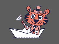 Hé ho, du bateau