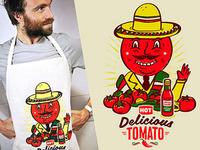 Hot Delicious Tomato