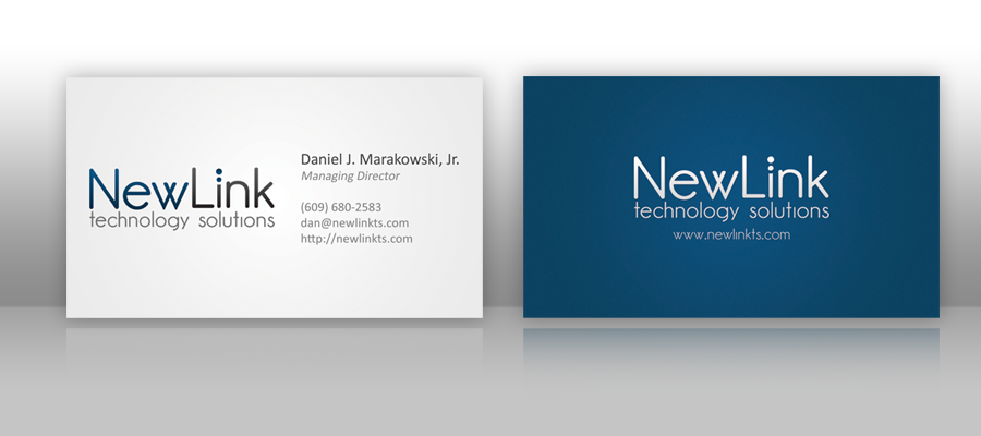 Dribbble business card presentationg by dan marakowski jr business card presentation colourmoves