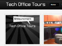 TechOfficeTours.com - New Projector