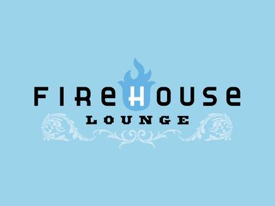Firehouse Lounge Branding