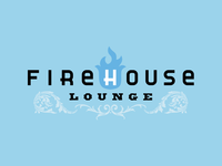 Firehouse Lounge Branding