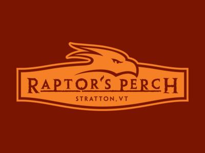 Raptors Perch Branding