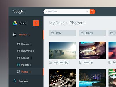 Google Drive redesign google redesign drive google drive storage cloud