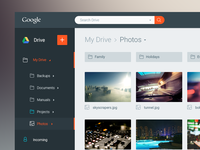 Google Drive redesign