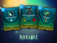 Duelyst Cards - Magmar