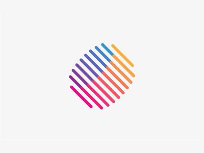 Spectrum icon gradient logo spectrum