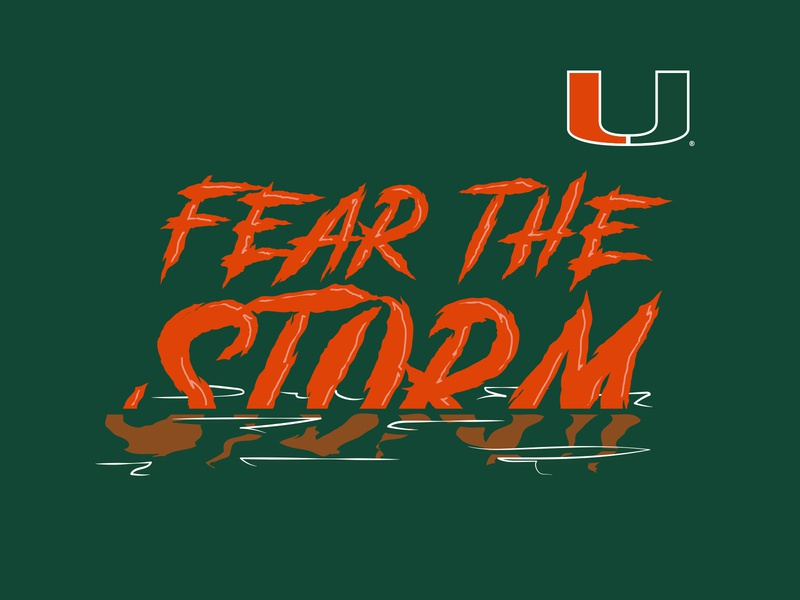 Fear the Storm