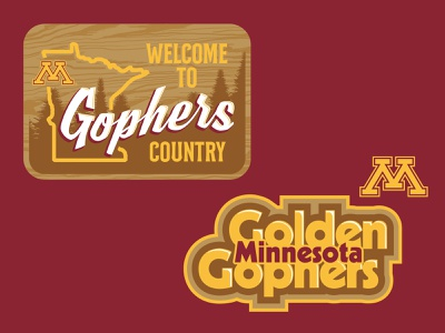 Gophers Country florida orlando nickhammonddesign.com nickhammonddesign nhammonddesign nick hammond minnesota ncaa