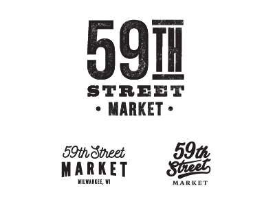 59th Street Market Logo