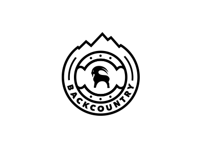 Backcountry Medallion