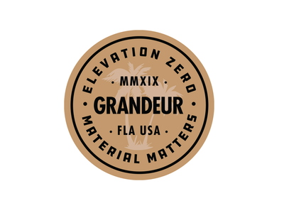 Grandeur - Elevation Zero
