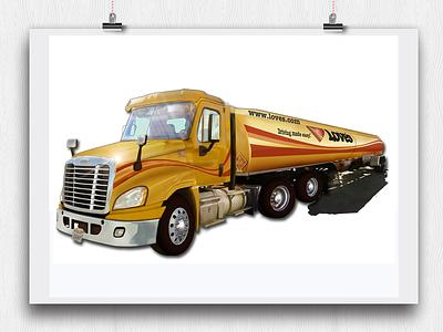 Driving Made Easy • Loves 3d art adobe illustrator illustration vehicle wrap industrial design
