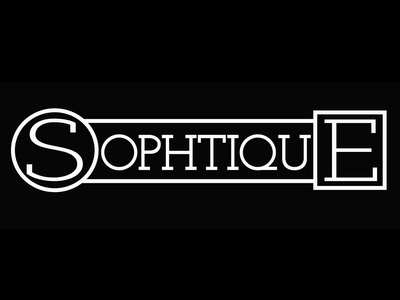 House of Sophtique merchandise brand brandidentity branding logo