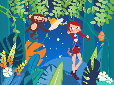 插画[chā huà] illustration