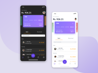 Payment & Transaction App