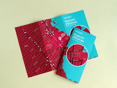 Mapguide guia guide illustration vectorial simple flat design flat mapa map