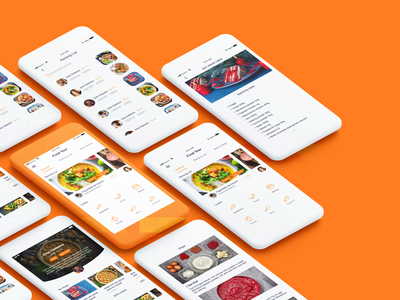 Food Tour3 interface user