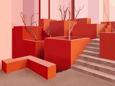 Art Space illustration