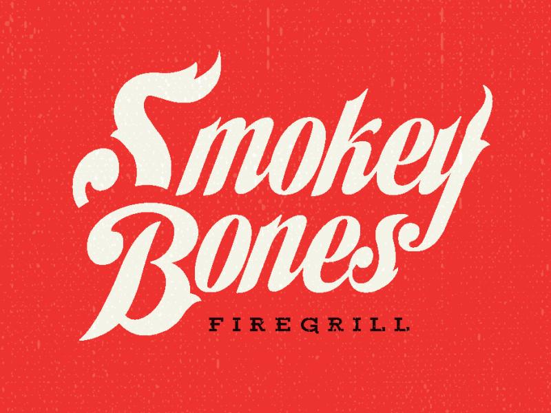 Smokey Bones Logo Reject