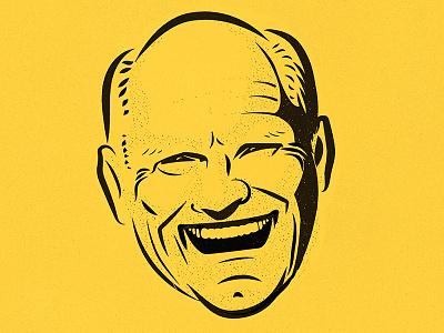 Terry Bradshaw logodesign identity drawing